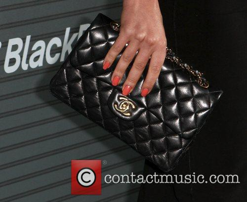 Christina Ricci Blackberry Torch From AT&T U.S. Launch...
