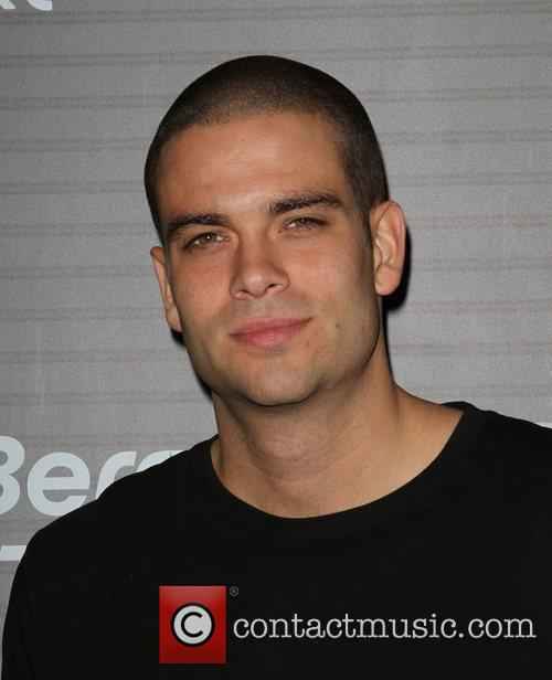Mark Salling Blackberry Torch From AT&T U.S. Launch...