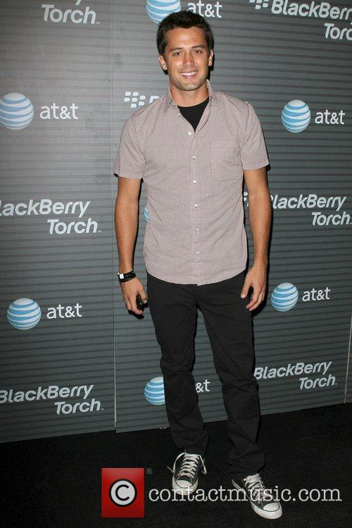 Stephen Colletti Blackberry Torch From AT&T U.S. Launch...