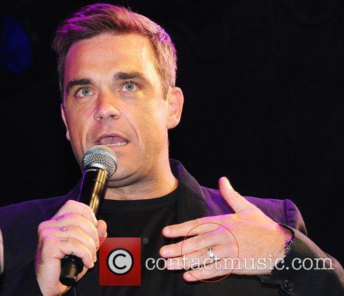 Robbie Williams  Blackpool Illuminations Ceremony  Lancashire,...