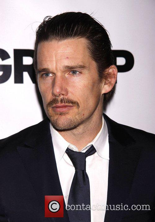 Ethan Hawke and Celebration 7