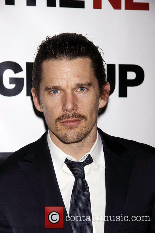 Ethan Hawke and Celebration 6