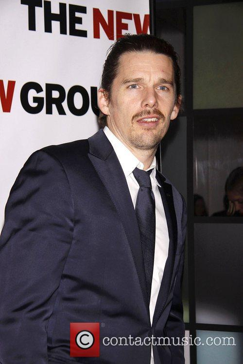 Ethan Hawke and Celebration 1