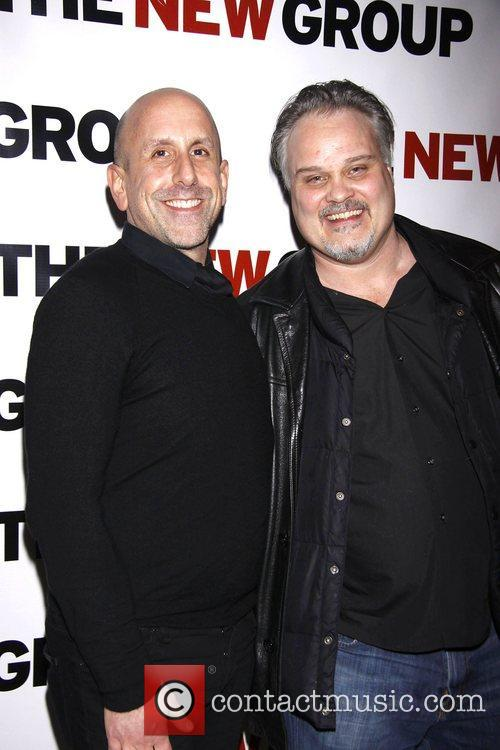 Scott Elliott and Tommy Nohilly Cast party and...