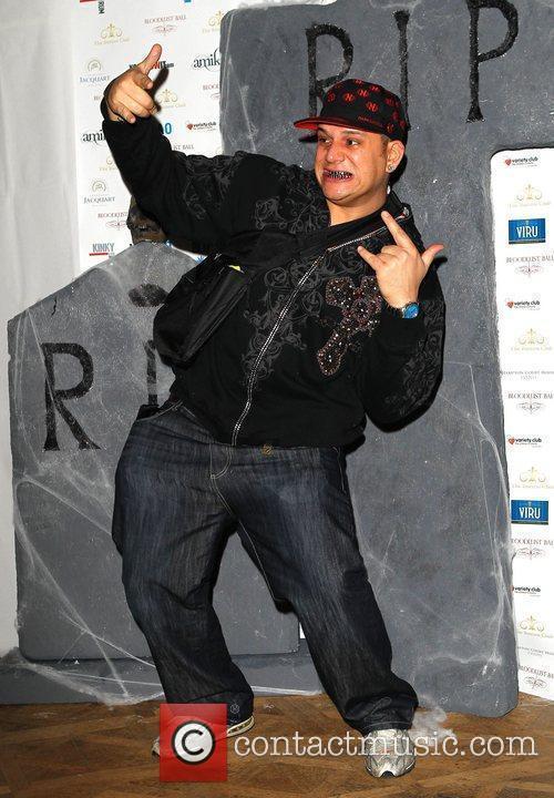 DJ Talent The Bloodlust Ball 2010 at Hampton...