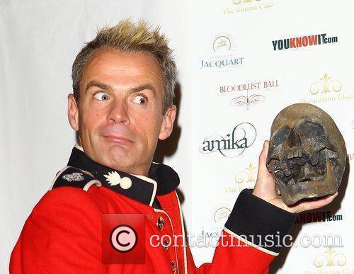Julian Bennett The Bloodlust Ball 2010 at Hampton...