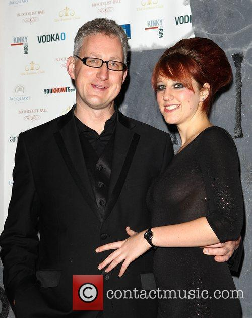 Lembit Opik and girlfriend Merily McGivern The Bloodlust...