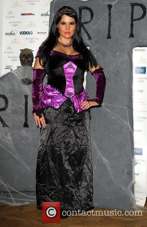 Michelle Bass The Bloodlust Ball 2010 at Hampton...