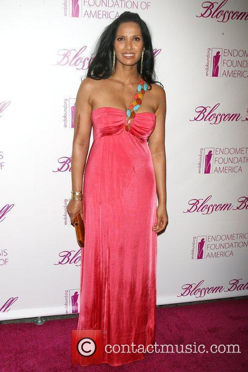Padma Lakshmi 2nd annual Blossom Ball at the...