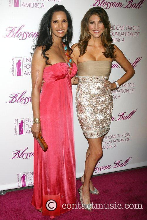 Padma Lakshmi, Heather McDonald  2nd annual Blossom...