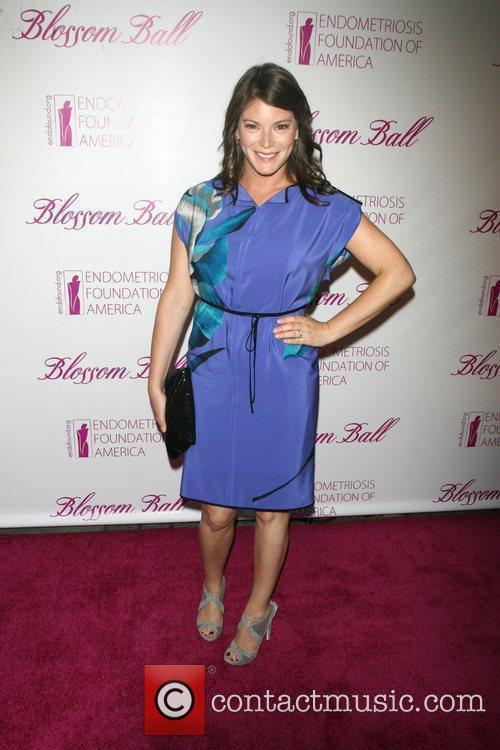 Gail Simmons  2nd annual Blossom Ball at...