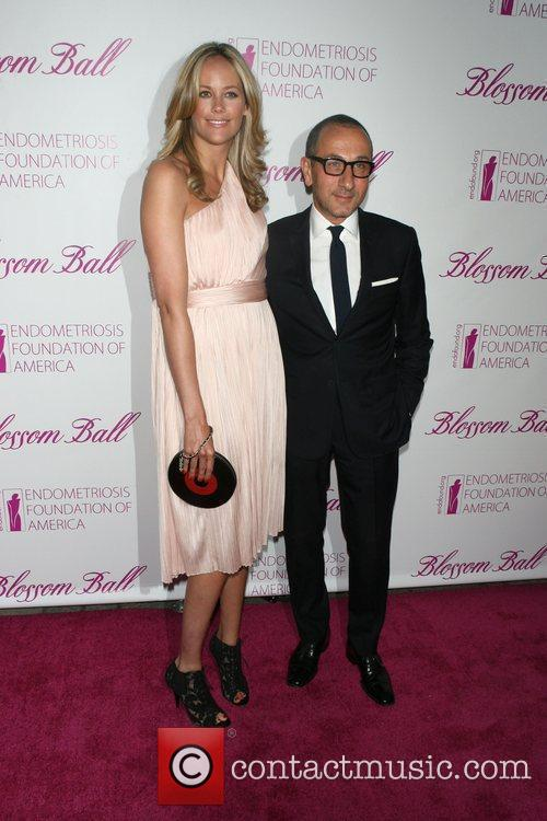 Kylie Case and Gilles Mendel  2nd annual...
