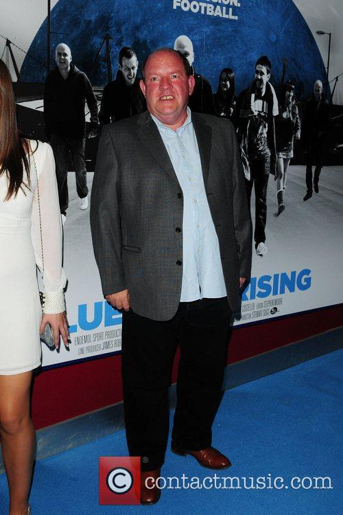 'Blue Moon Rising' premiere at Printworks - arrivals