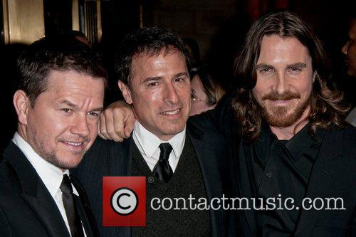 Mark Wahlberg, Christian Bale and David O Russell 2