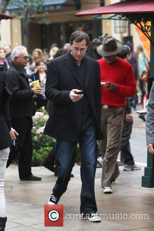 Bob Saget at The Grove