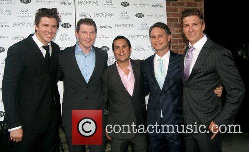 Dual Groupe Managing Partner Daniel Koch, Bobby Flay,...