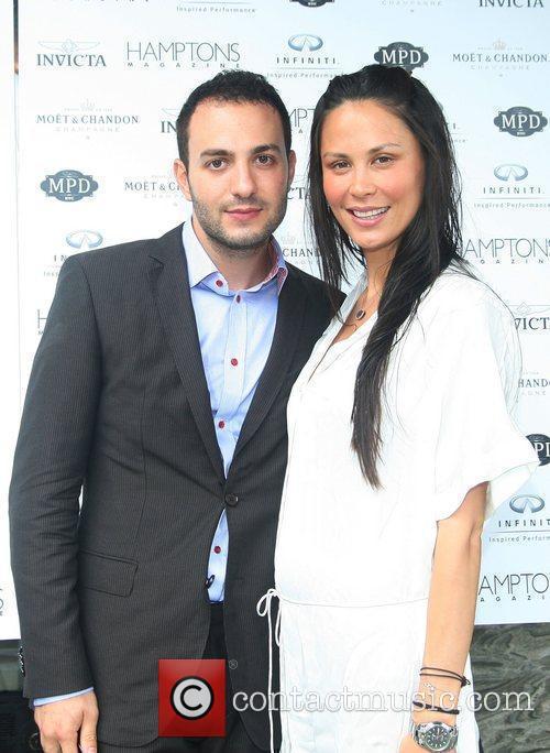 Nicholas Rigos and Julianne Wainstein  Bobby Flay...