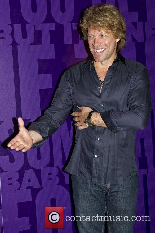 Jon Bon Jovi Bon Jovi begins their summer...