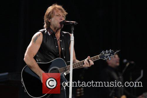 Jon Bon Jovi and Bon Jovi 11