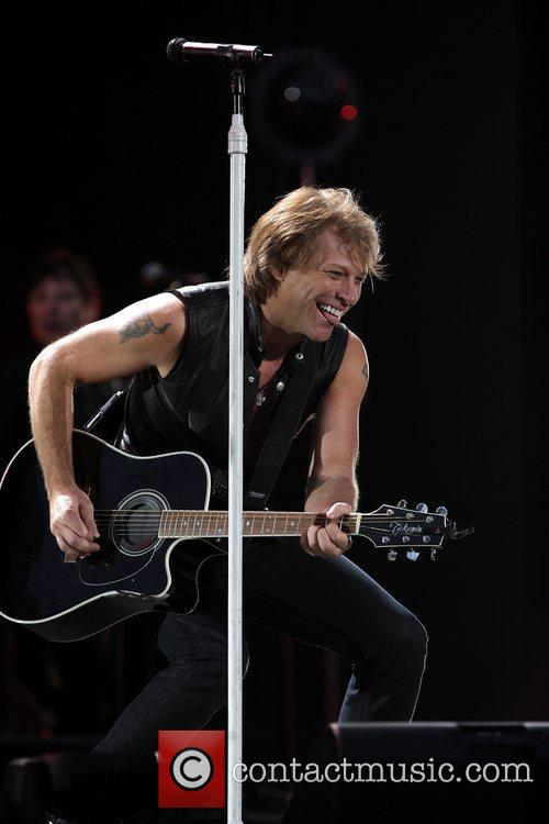 Jon Bon Jovi and Bon Jovi 22