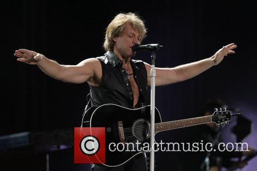 Jon Bon Jovi and Bon Jovi 20