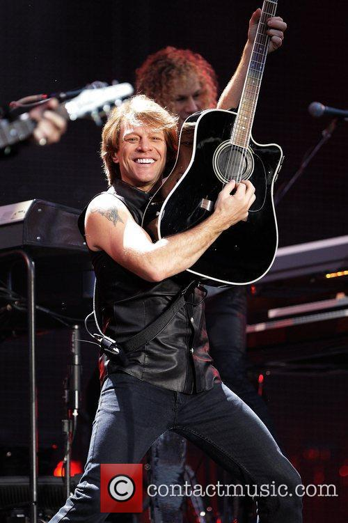 Jon Bon Jovi and Bon Jovi 3
