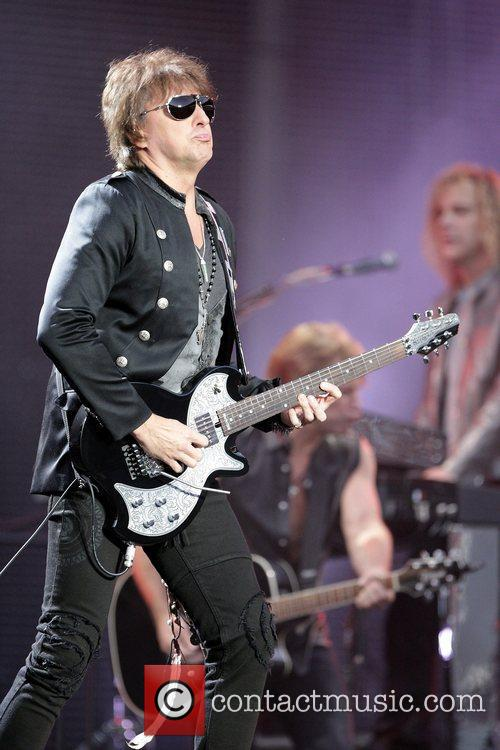 Richie Sambora and Bon Jovi 11