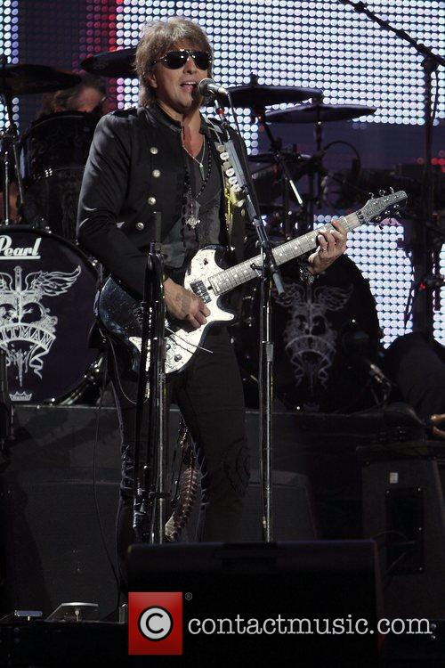 Richie Sambora and Bon Jovi 1