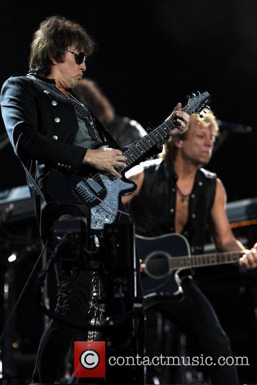 Richie Sambora and Bon Jovi 6