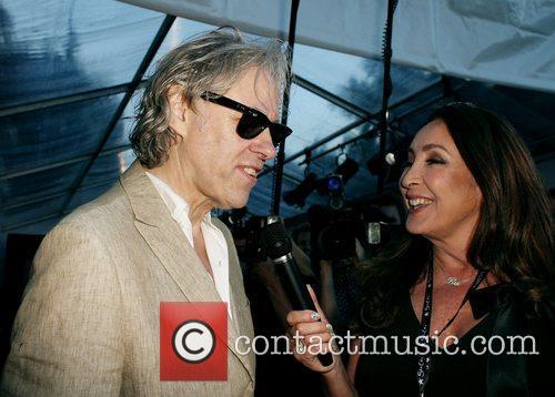 Bob Geldof and Bon Jovi 6
