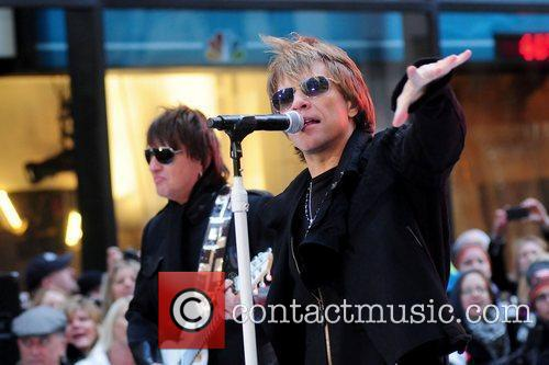 Richie Sambora and Jon Bon Jovi 10