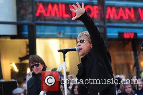 Richie Sambora and Jon Bon Jovi 7