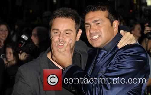 Danny Dyer and Tamer Hassan 1