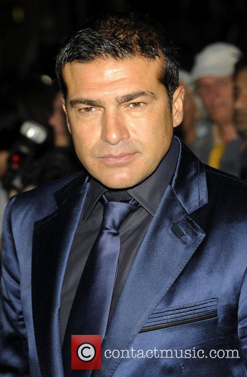 Tamer Hassan 'Bonded By Blood' film premiere at...