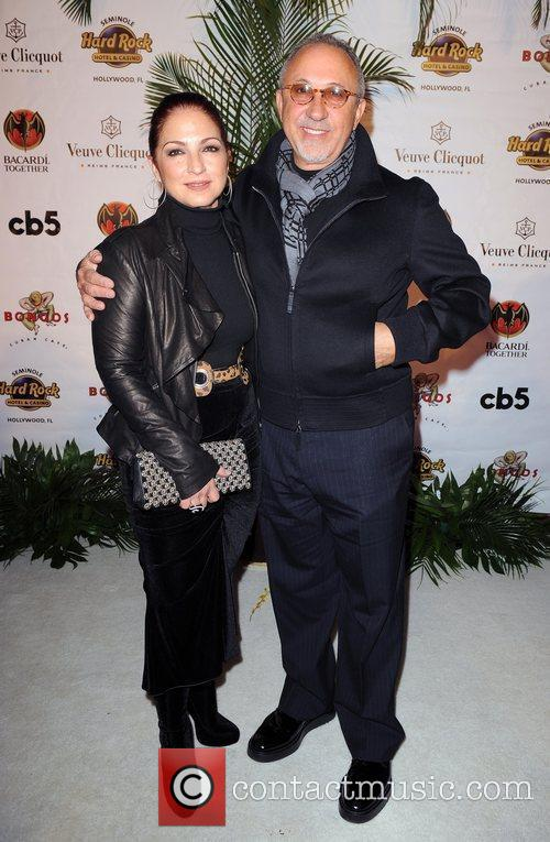 Gloria Estefan and Emilio Estefan 7