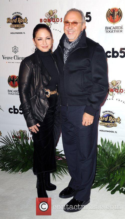 Gloria Estefan and Emilio Estefan 4