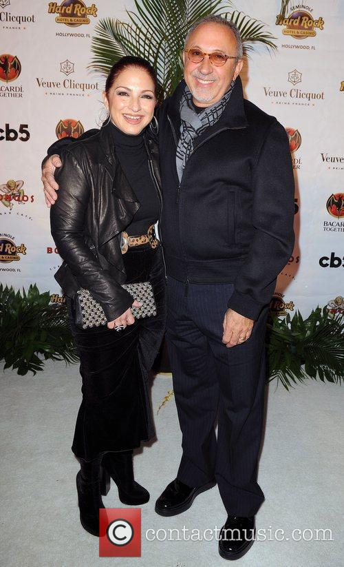 Gloria Estefan and Emilio Estefan 8