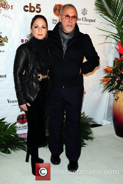 Gloria Estefan and Emilio Estefan 8