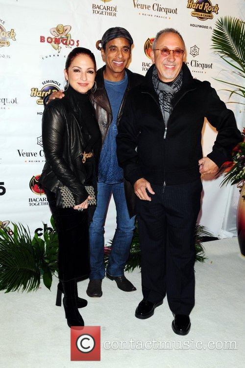 Gloria Estefan and Emilio Estefan 9