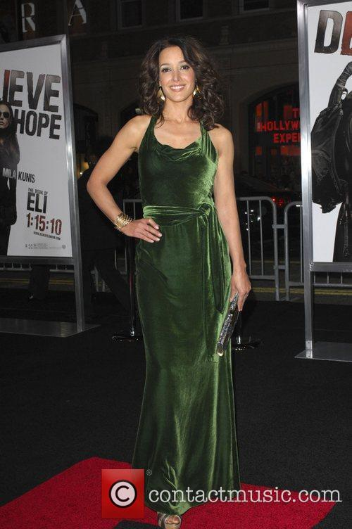Jennifer Beals Los Angeles Premiere of 'The Book...