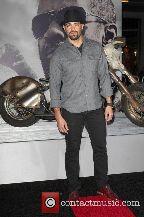 Jesse Metcalfe Los Angeles Premiere of 'The Book...