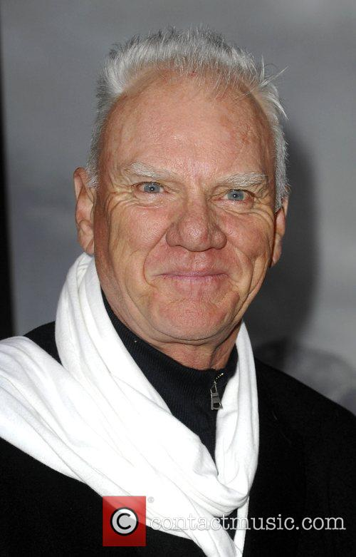 Malcolm McDowell Los Angeles Premiere of 'The Book...