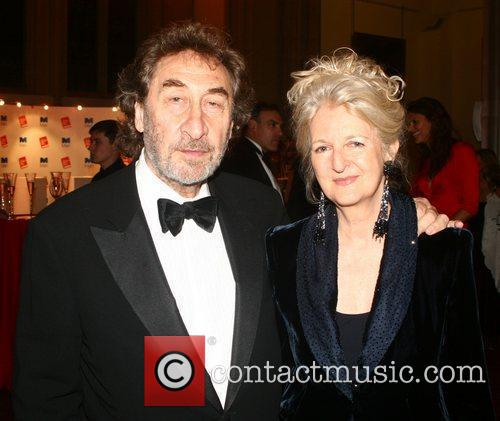 2010 Man Booker Prize winner Howard Jacobson and...