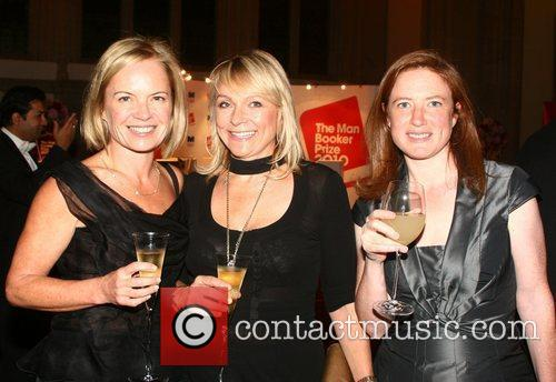 Attend the 2010 Man Booker Prize dinner at...