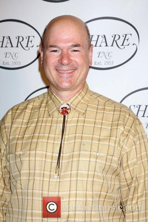 Larry Miller The Share Boomtown Gala 2010 held...