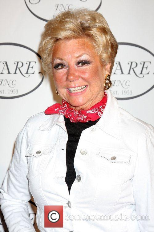 Mitzi Gaynor The Share Boomtown Gala 2010 held...