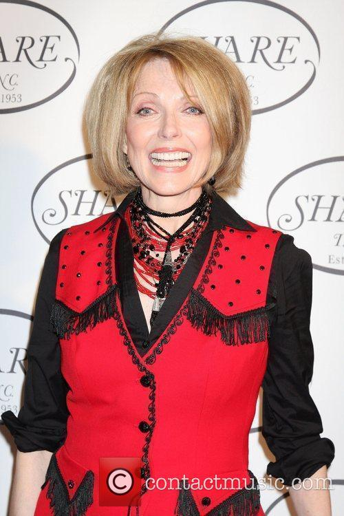 Susan Blakely The Share Boomtown Gala 2010 held...