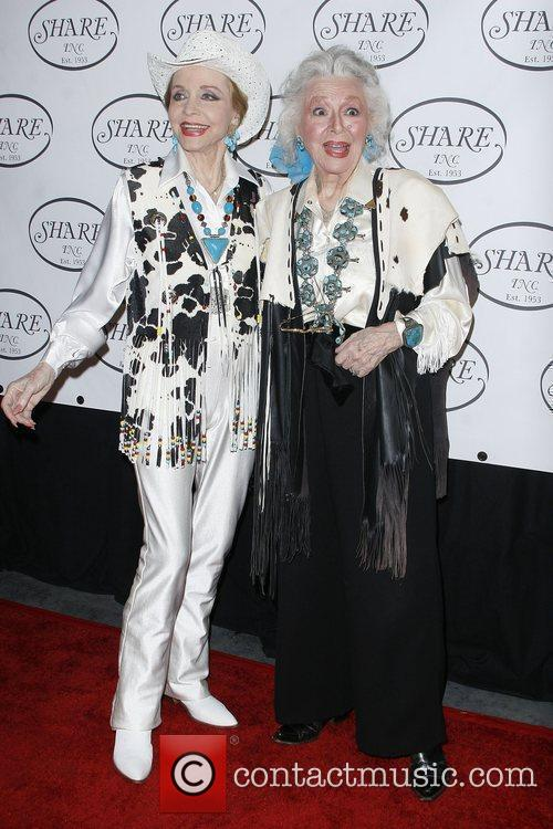 Anne Jeffreys and Ann Rutherford