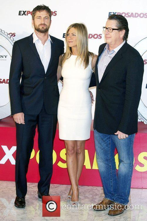Jennifer Aniston and Gerard Butler 9