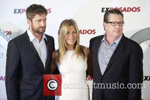 Jennifer Aniston and Gerard Butler 5